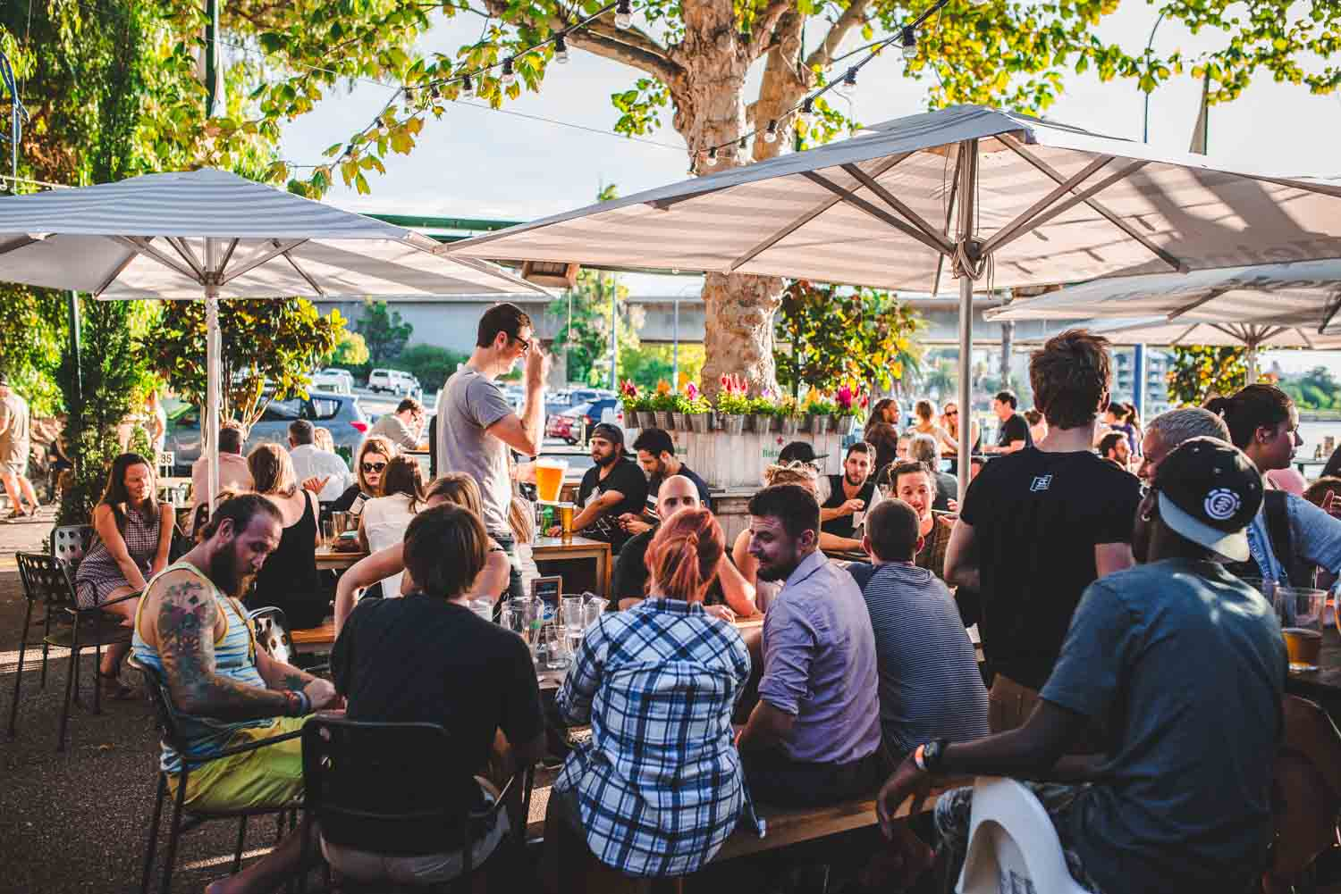 The Left Bank – Best Waterfront Pubs