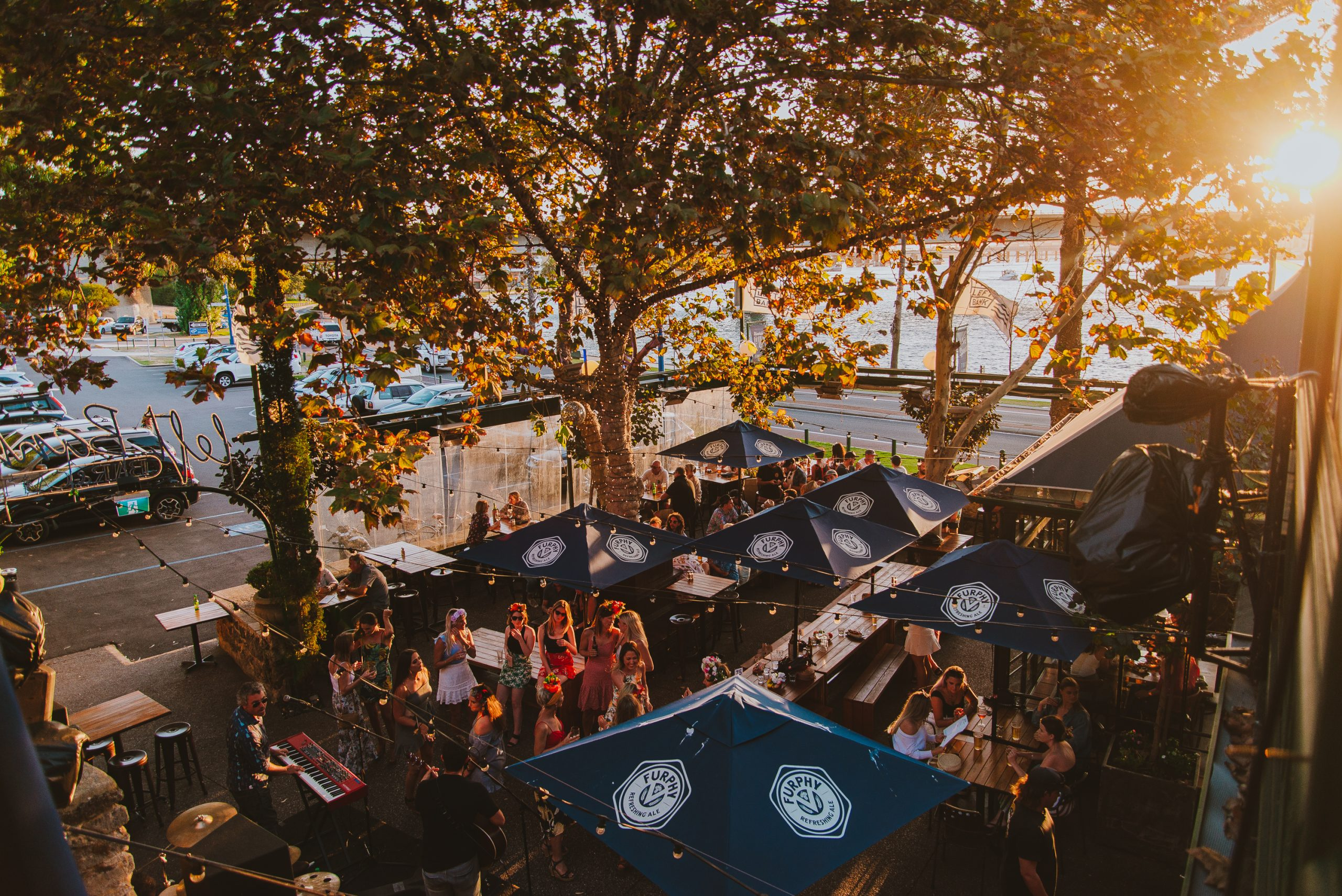 The Left Bank <br/>Best Waterfront Pubs