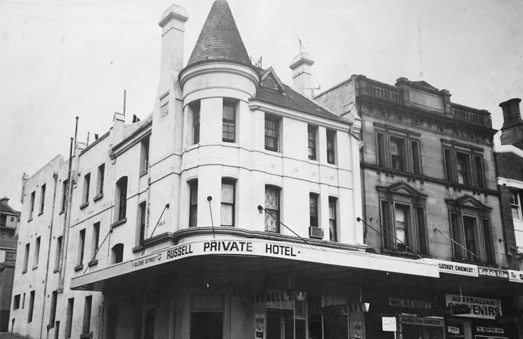 The-Russell-Hotel-Sydney-most-haunted-bars-pubs-restaurants-2017