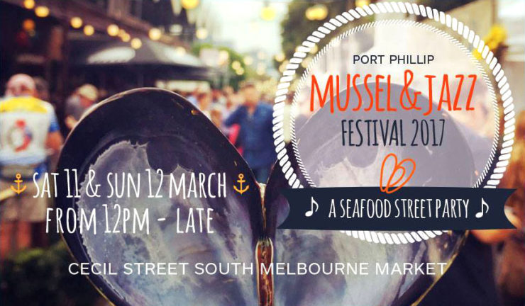 mussel-jazz-festival-melbourne-south-weekend-labour-day-long-food-drink-seafood-best-top-to-do
