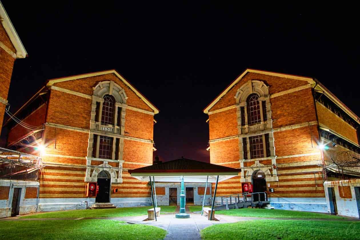 Boggo Road Gaol <br/> Historical Tours