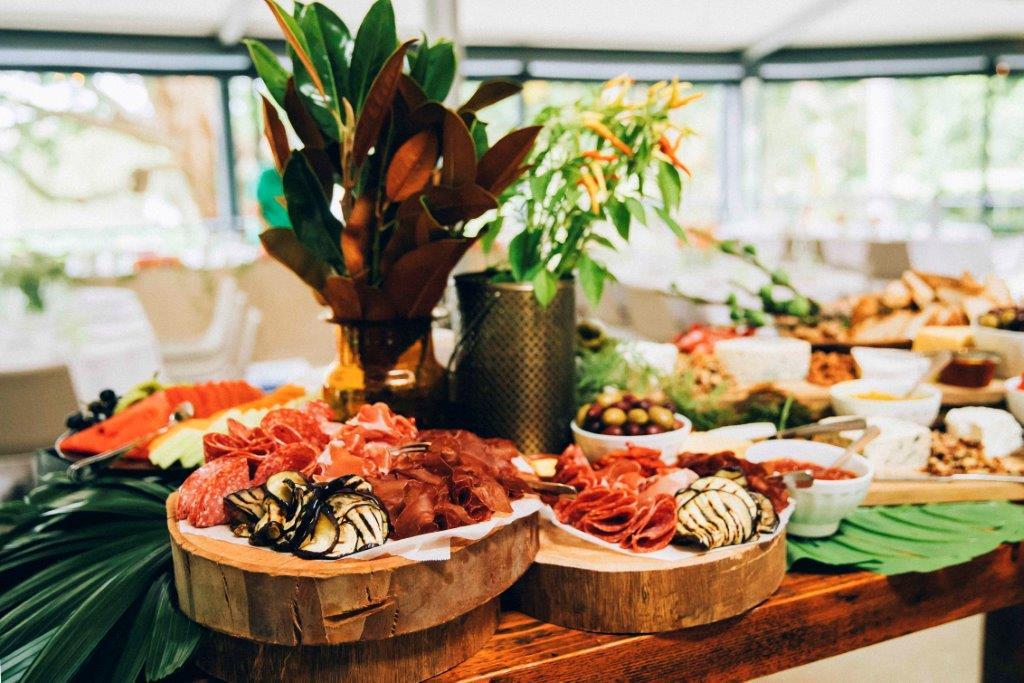 Botanic Gardens Restaurant – Outdoor Venues