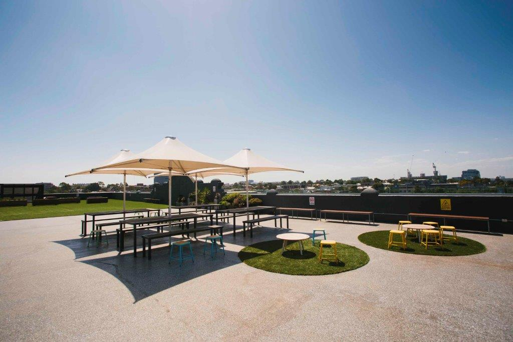 Dream Factory – Best Rooftop Venues