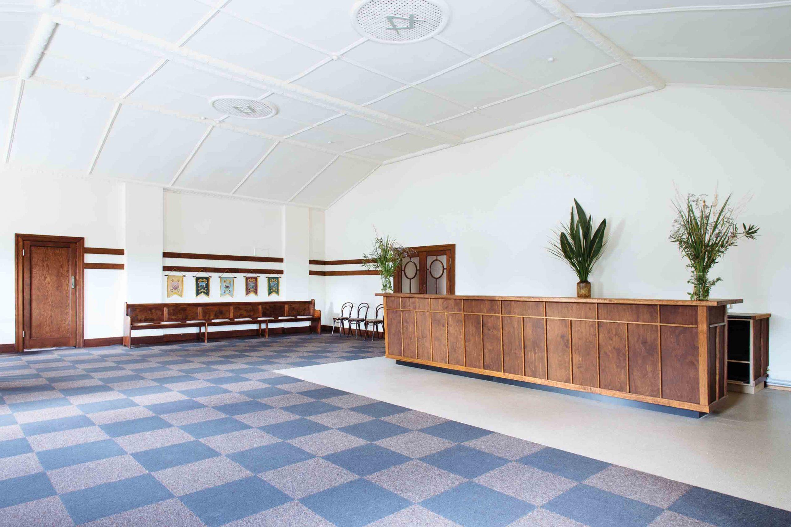 Emulation Hall <br/> Unique Function Rooms