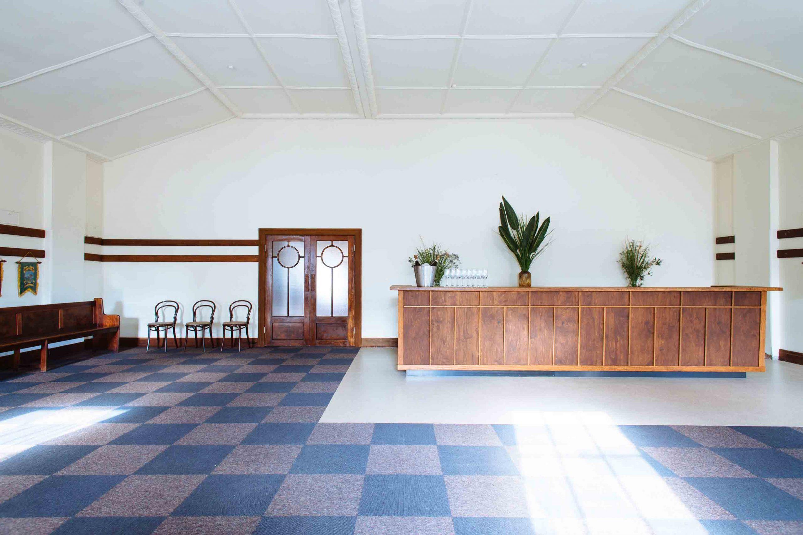 Emulation Hall <br/> Heritage Venues For Hire