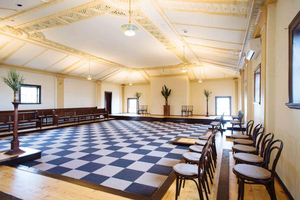 Emulation Hall – Historic Venues For Hire