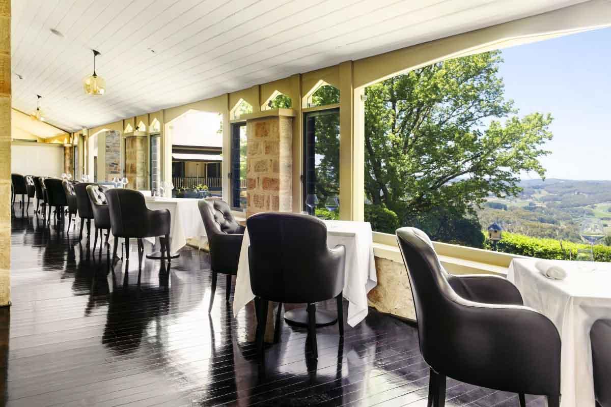 Hardy's Verandah Restaurant – Fine Dining