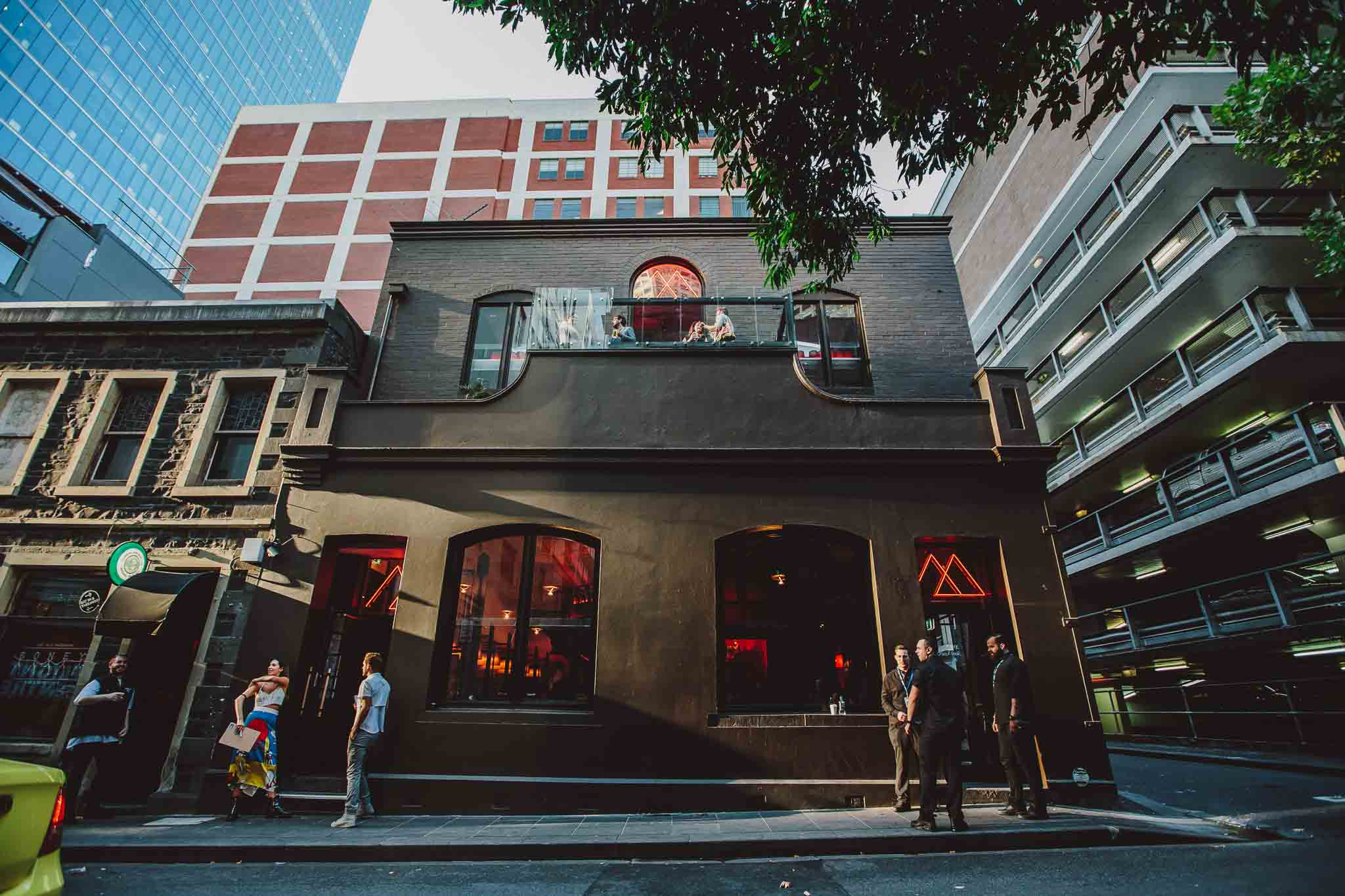 Magic Mountain Saloon – CBD Function Rooms