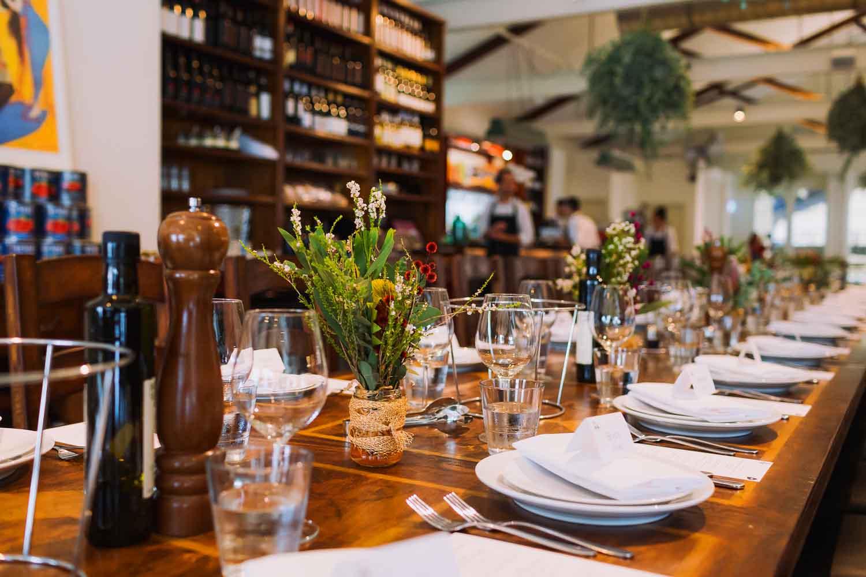 Mezzanino – Group Banquet Dining Venues