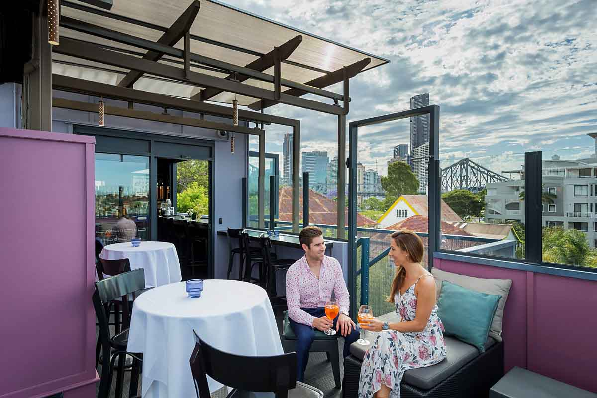 Spicers Balfour Hotel – Rooftop Bars