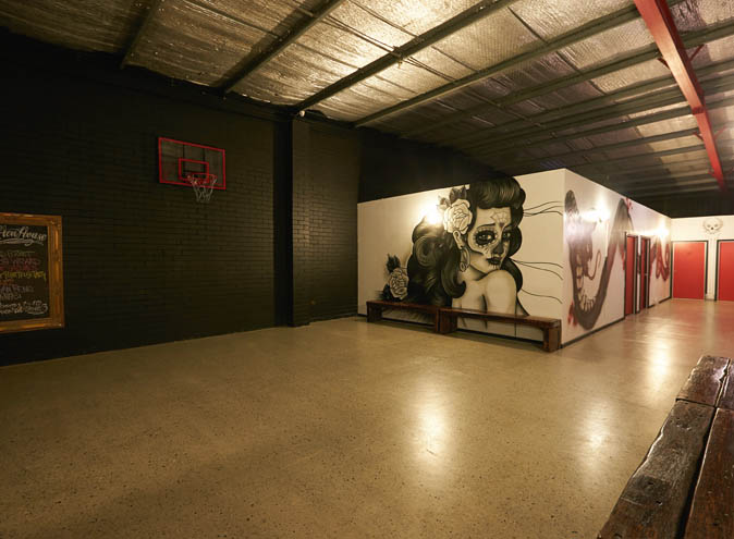 The Hen House – Warehouse Function Venue