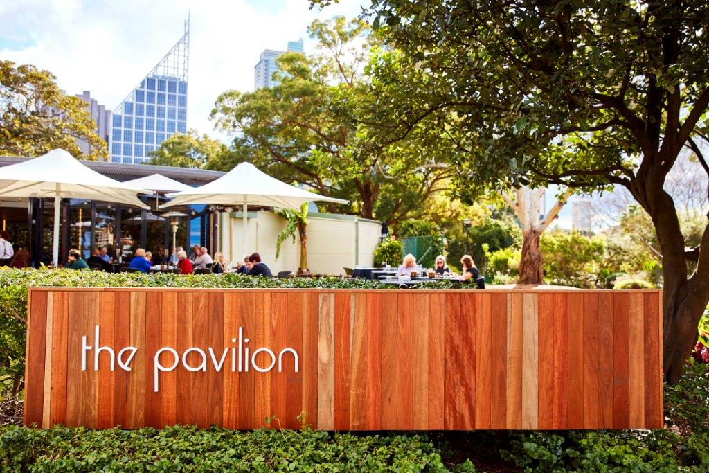 The Pavilion Restaurant – Outdoor Dining