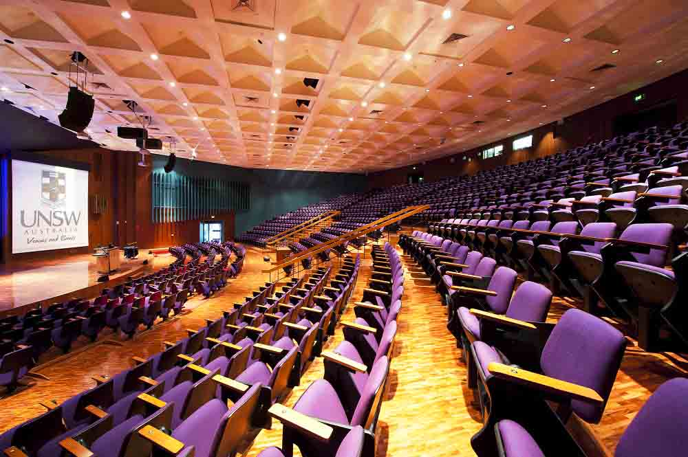 UNSW Venues & Events – Function Venues