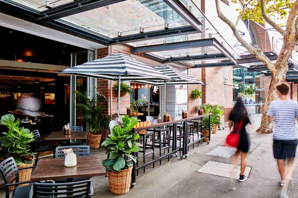 Walsh Bay Kitchen <br/> Fine Dining Restaurants