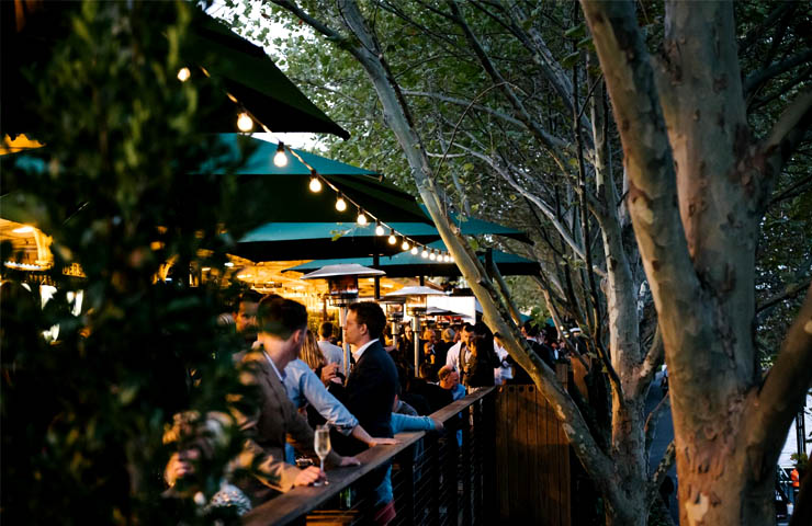 Melbourne S Best Outdoor Bars For Winter Hidden City Secrets