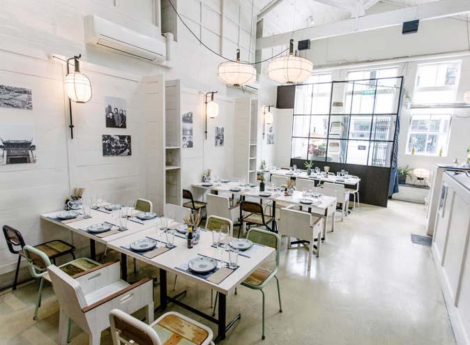 David's Restaurant <br/> Laneway Venue Hire