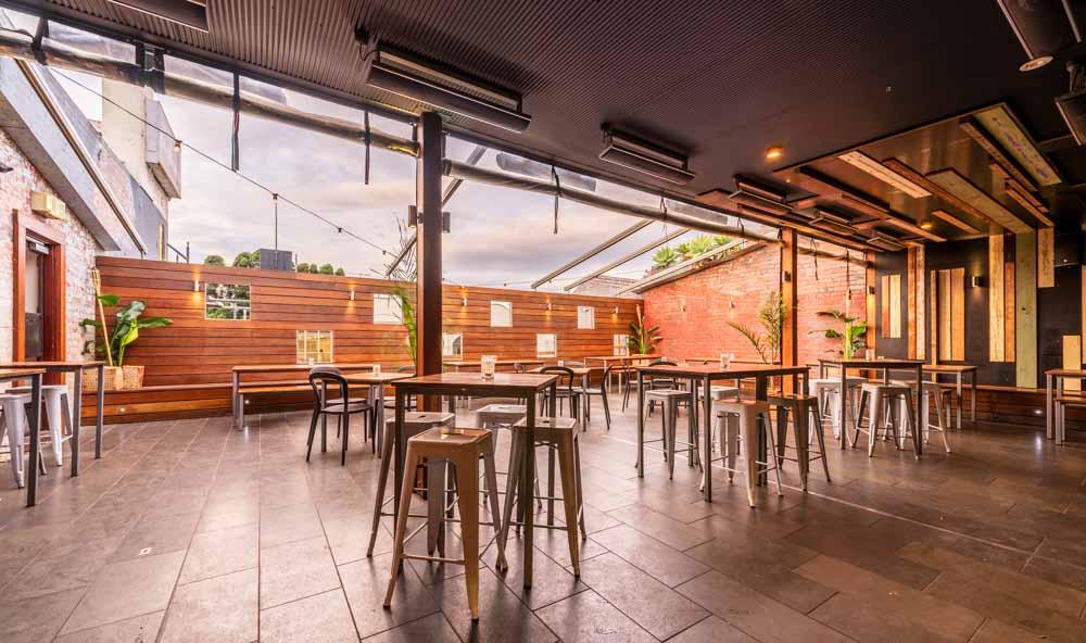 Arcadia Hotel – Rooftop Function Venues