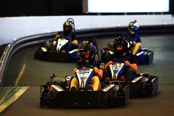 Auscarts Indoor Racing – Fun Activities