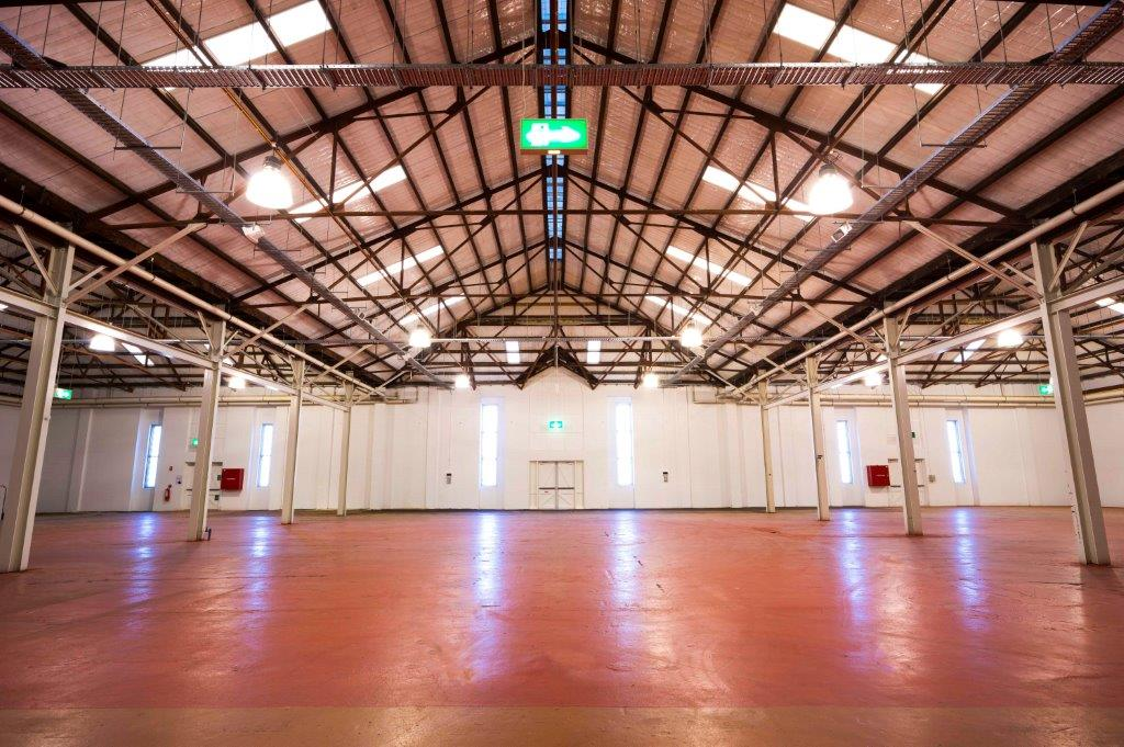 Claremont Showground <br/> Blank Canvas Venues