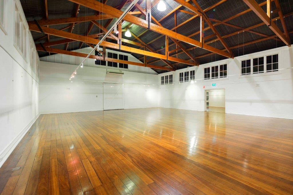Claremont Showground – Blank Canvas Venue