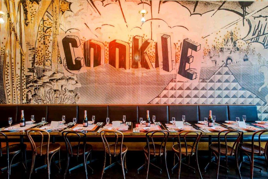 Cookie <br/> Group Dining Function Venues