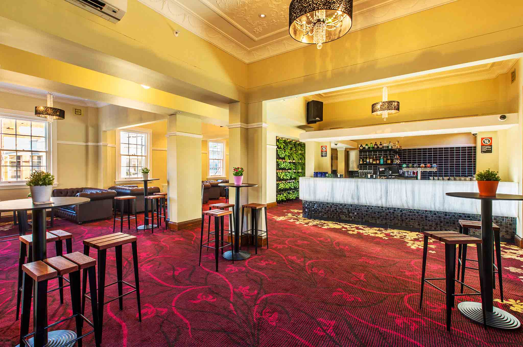 Function Rooms Crows Nest