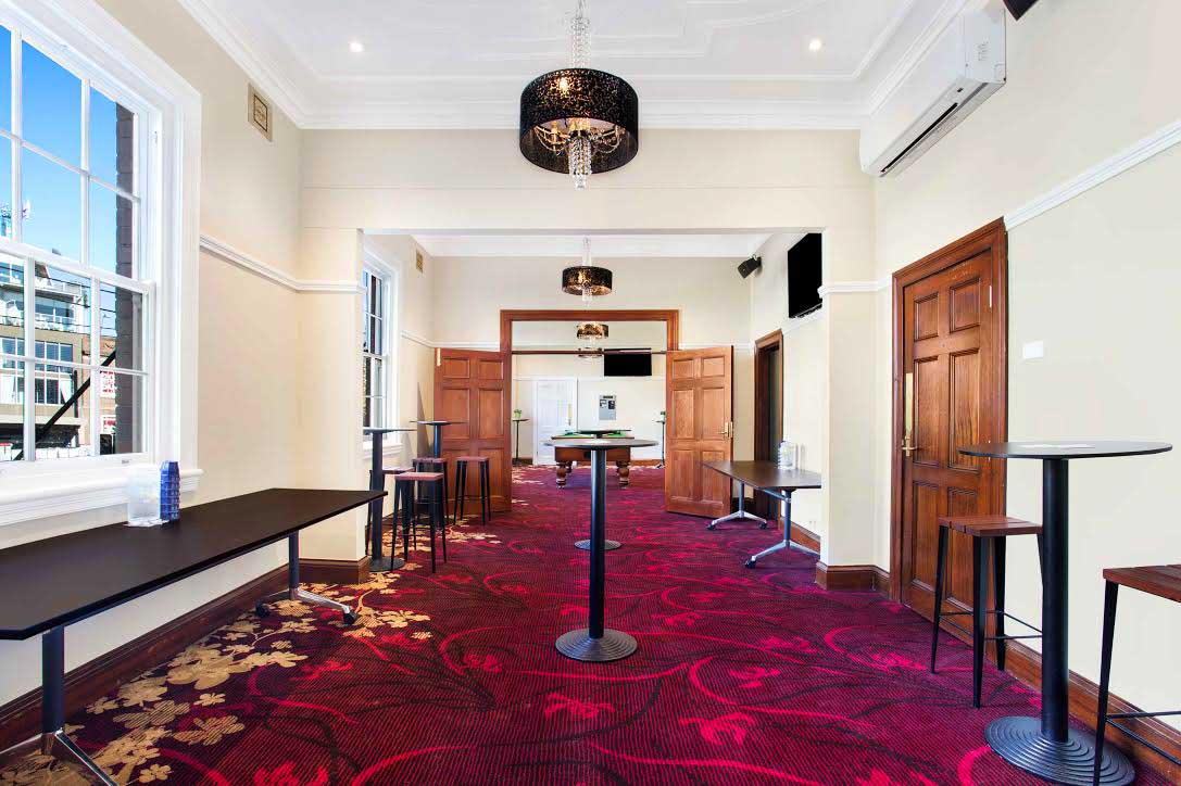 Crows Nest Hotel – Function Rooms