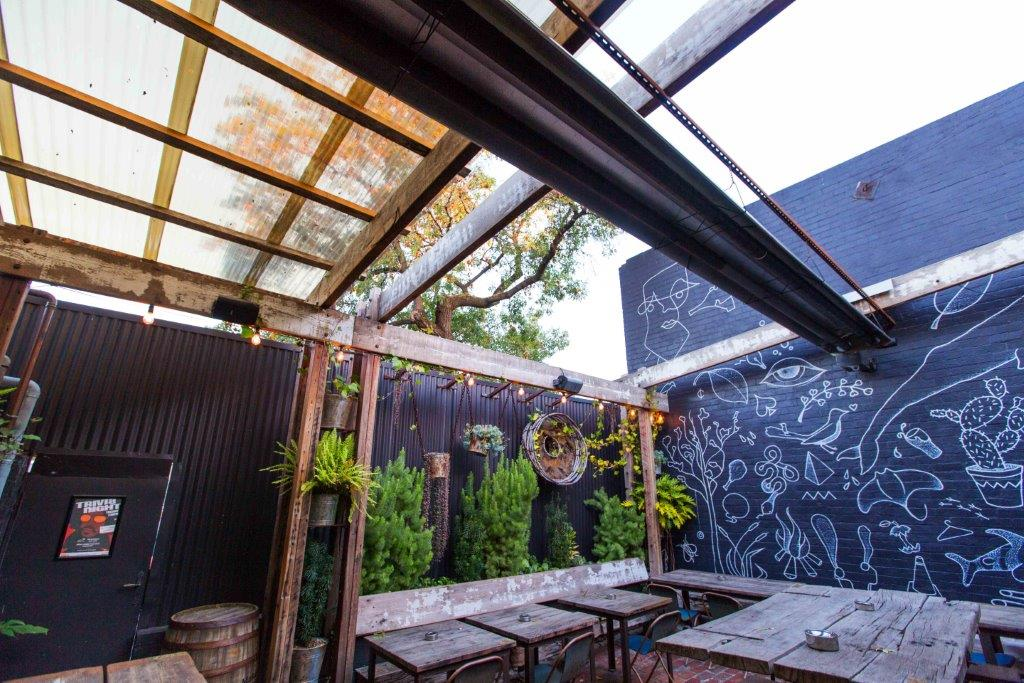 Rochester Hotel <br/> Best Beer Gardens