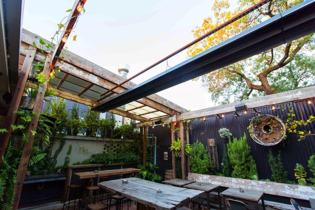 Rochester Hotel – Best Beer Gardens