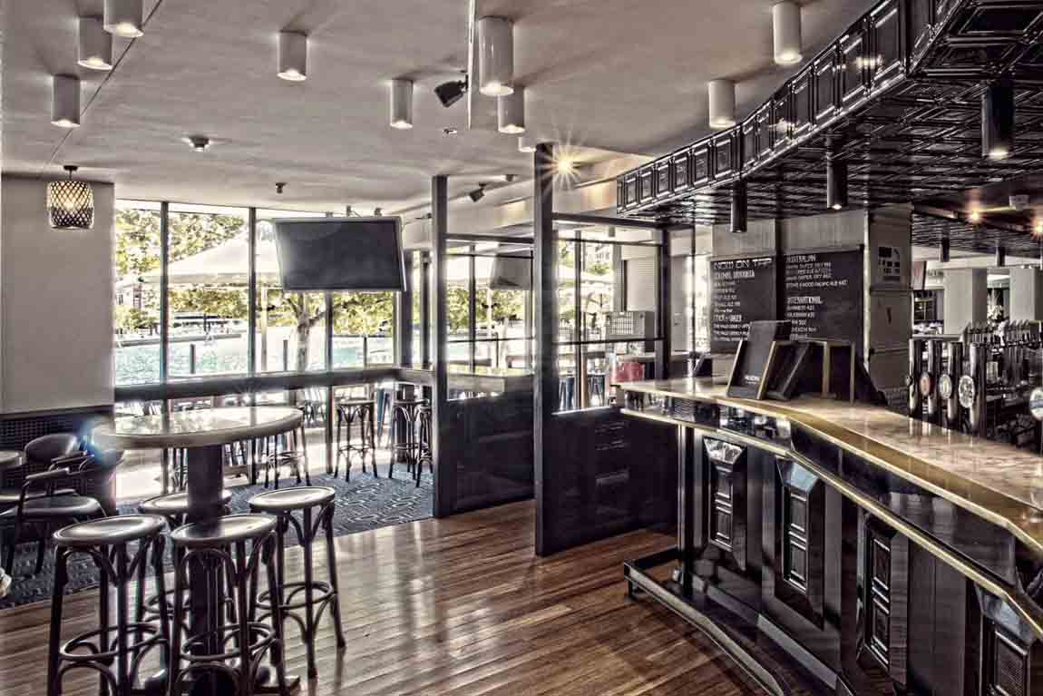 The Royal on the Waterfront – Venue Hire