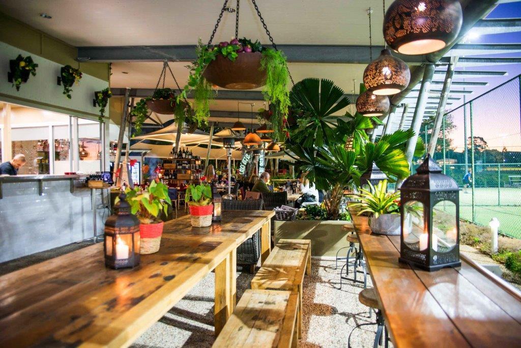Saint Lucy Caffe E Cucina – Venue Hire