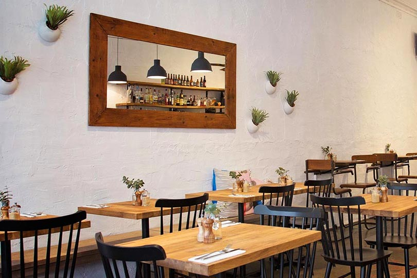 Smith Street Trader <br/> Intimate Courtyard Dining
