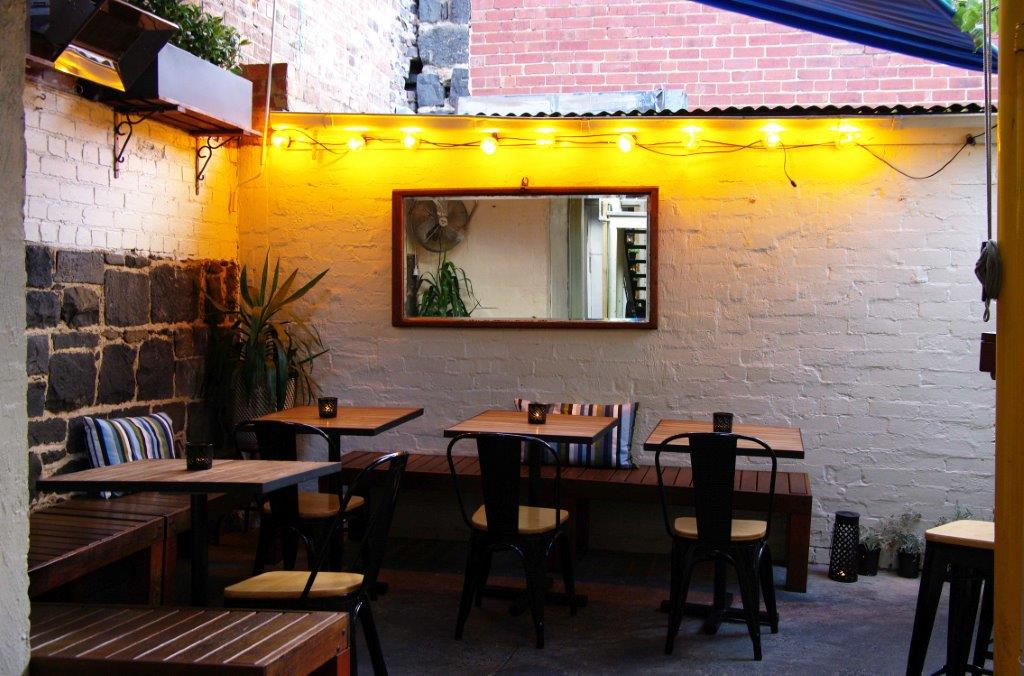 Smith Street Trader – Outdoor Dining
