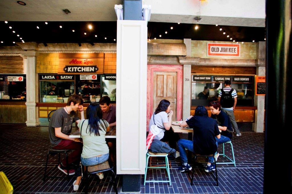 Spice Alley – Laneway Restaurants