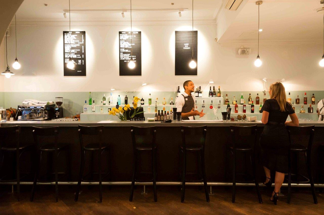 Stones Throw Bar – Best New Bars
