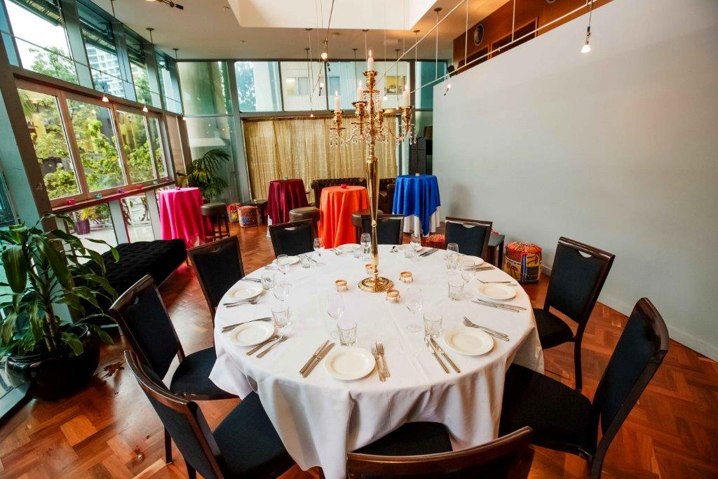 function venues brisbane - hidden city secrets
