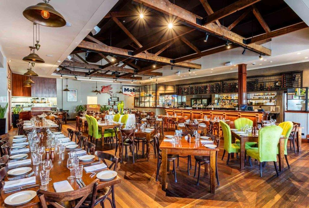 Story Bridge Hotel – Top Restaurants