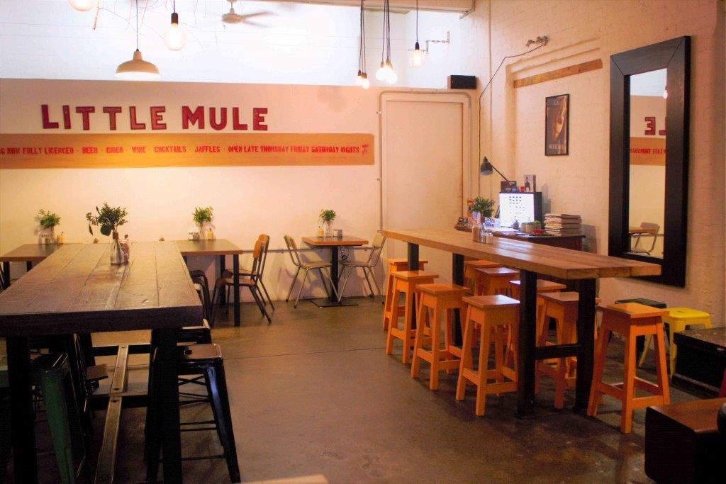 The Little Mule Cafe – Laneway Venues