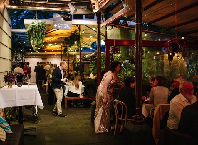 The Mint Baar Restaurant Bars CBD Bar Melbourne Cocktail Top Best Good After Work Outdoor Beergarden Cool 001 7