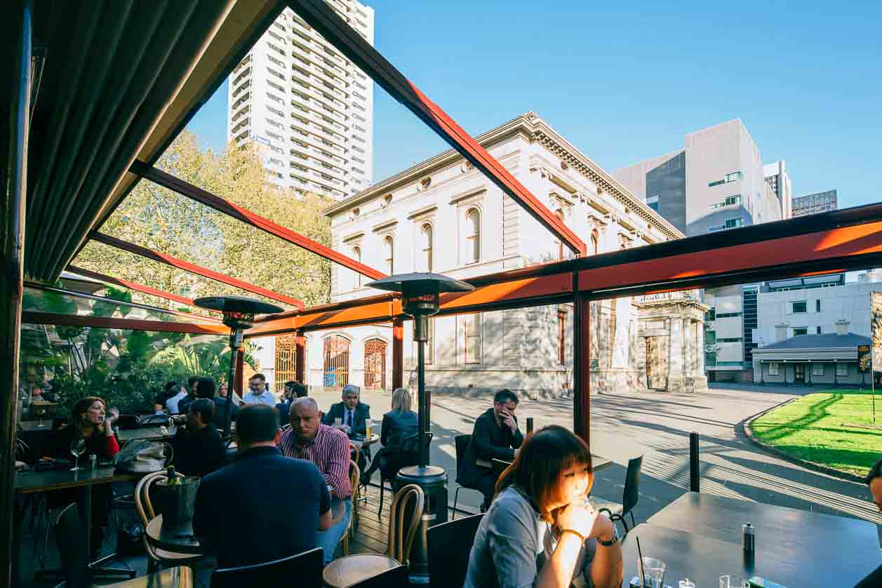 The Mint Bar & Restaurant – CBD Bars