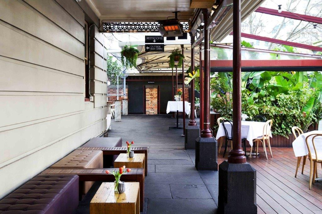 The Mint Bar & Restaurant – CBD Venues