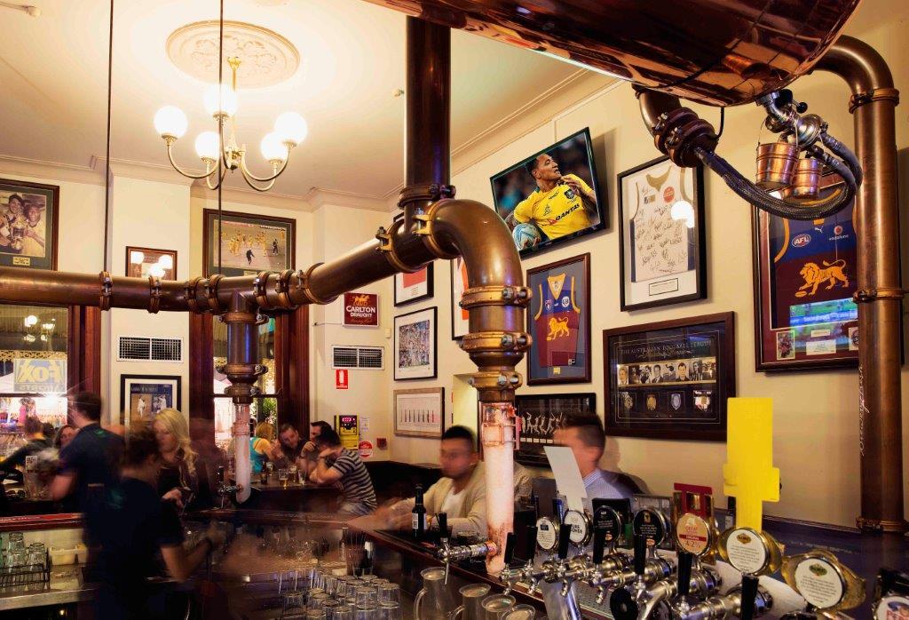 The Plough Inn – Best Beer Gardens