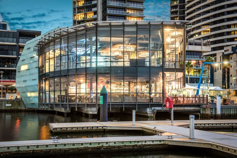All Smiles – Melbourne Waterfront