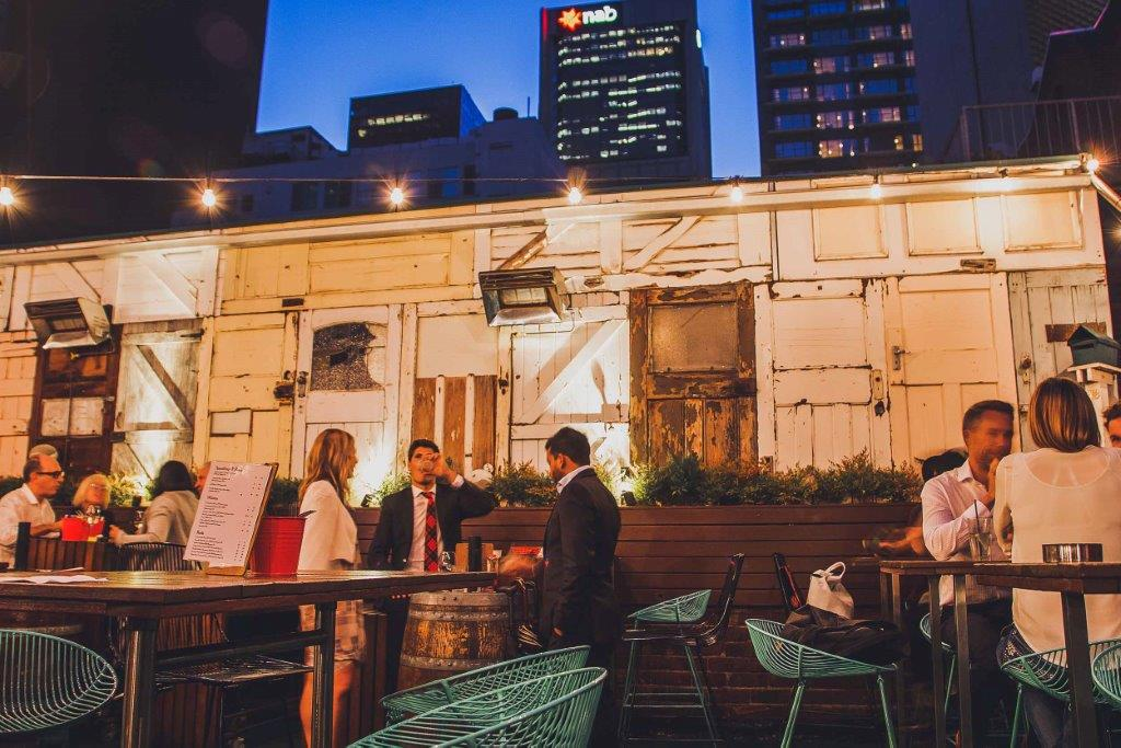 Campari House <br/> Best Rooftop Bars CBD