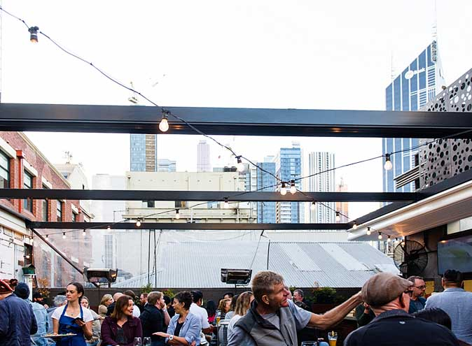 Campari House – Rooftop Bars CBD