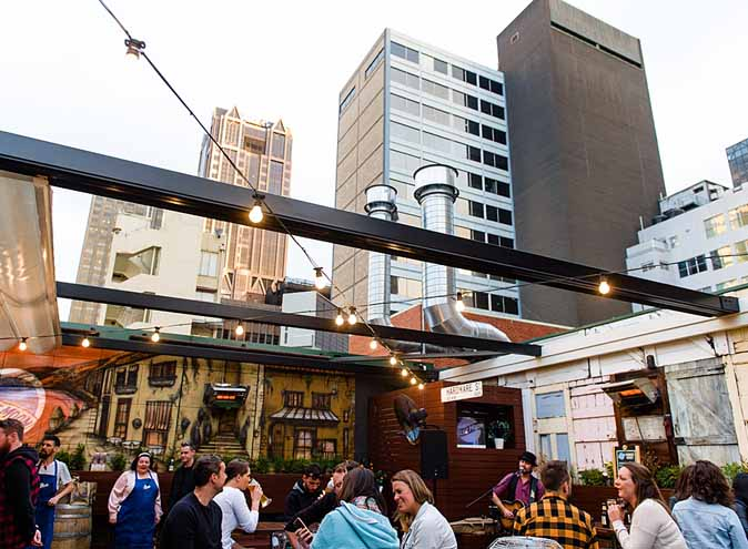 Campari House – CBD Function Venues