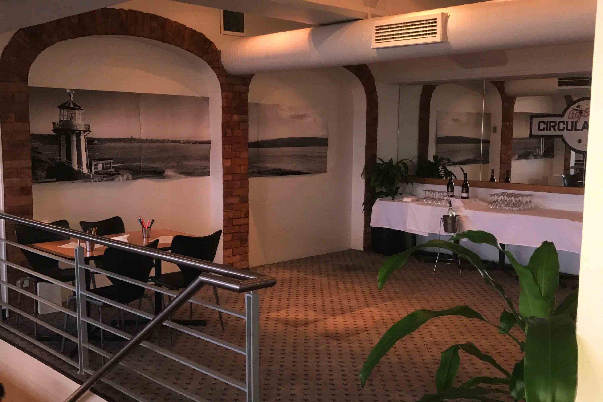 City Extra Restaurant <br/> Function Rooms