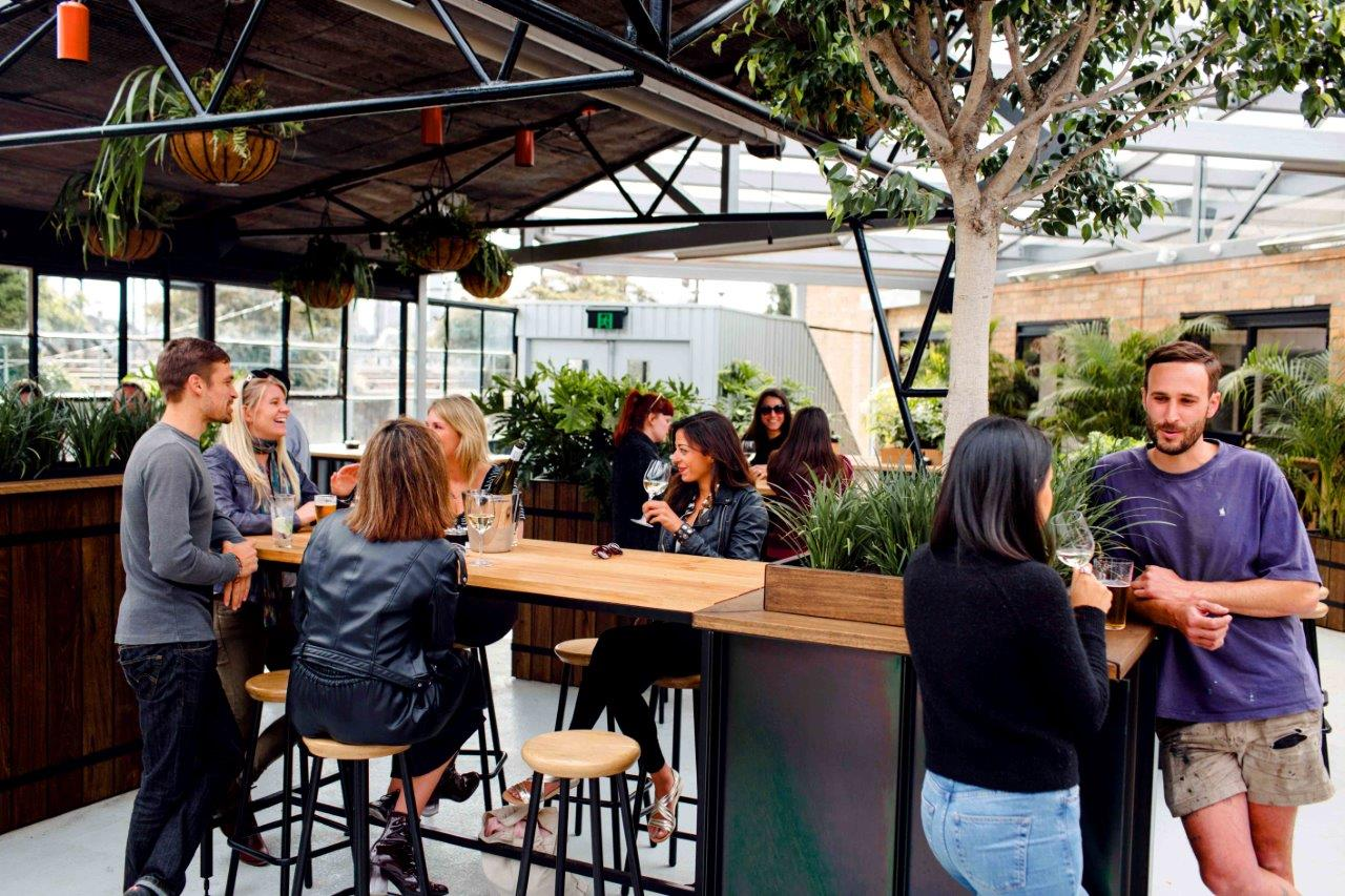 Corner Hotel – Best Rooftop Bars