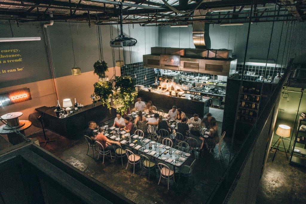 Luke's Kitchen – Best Group Dining