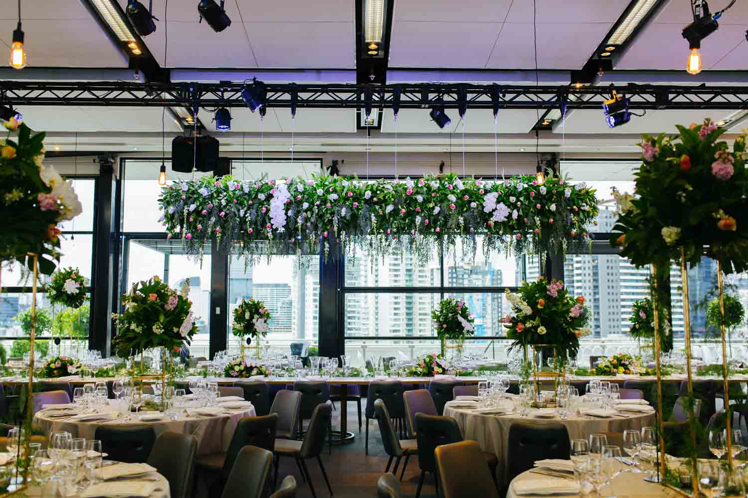 Melbourne 39 s best function venues with a view hidden city for Small private wedding venues
